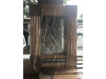 Abc fenster holzfenster 120x60 cm europrofil fichte for Fenster 60x80