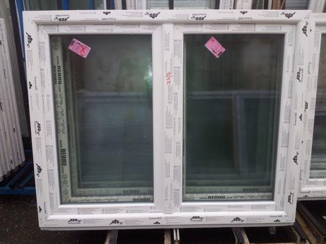 Brandneu ABC Fenster - Kunststofffenster Seebach 8000 150x120 cm (b x h  CF06