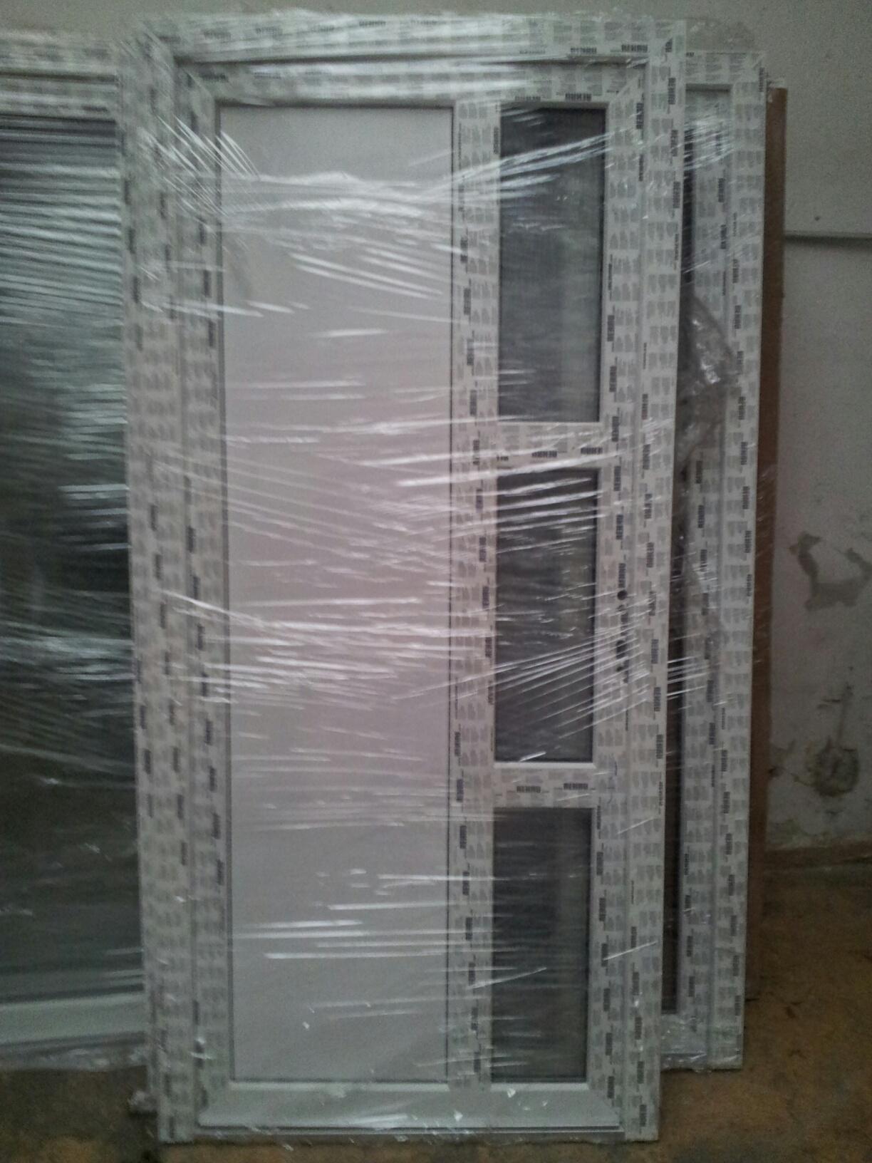 Haustüre Weiß abc fenster rehau kunststoff haustüre 95x205 cm weiß ht2